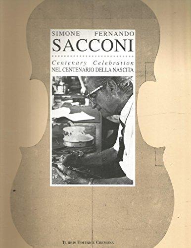 Simone Fernando Sacconi: Centenary celebration = nel