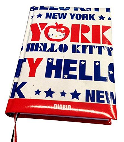 9788879303361: POCKET DIARY HELLO KITTY NEW YORK 12 X 15.5 CM