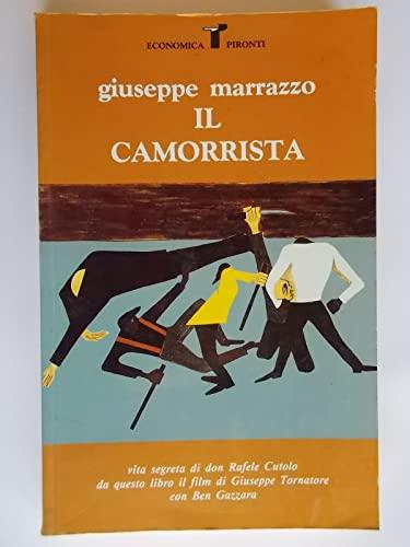 9788879370424: Il camorrista. Vita segreta di don Raffaele Cutolo