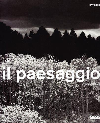 9788879401944: Il paesaggio in bianco e nero. Ediz. illustrata