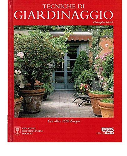 9788879402644: Tecniche di giardinaggio
