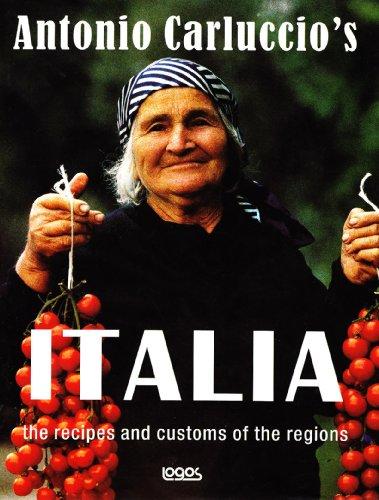 Antonio Carluccio's Italia. Ediz. inglese (9788879404846) by [???]