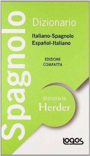 9788879405355: Dizionario Herder italiano-spagnolo, español-italiano. Ediz. compatta