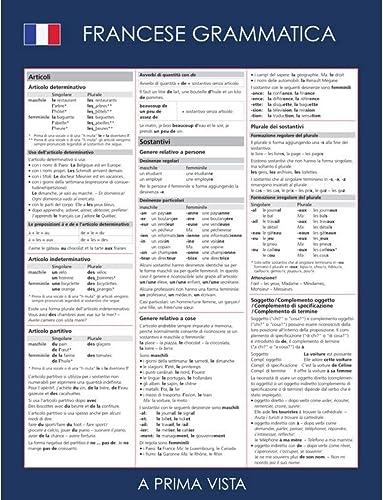 9788879408301: A prima vista grammatica: francese