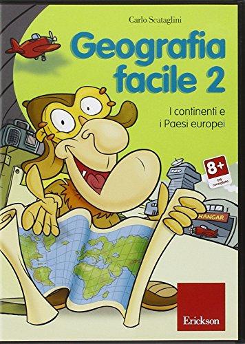 9788879469579: Geografia facile. CD-ROM: 2 (Software didattico)