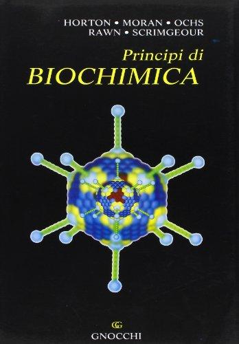 9788879471183: Principi di biochimica