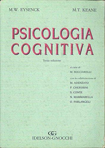 9788879474269: Psicologia cognitiva
