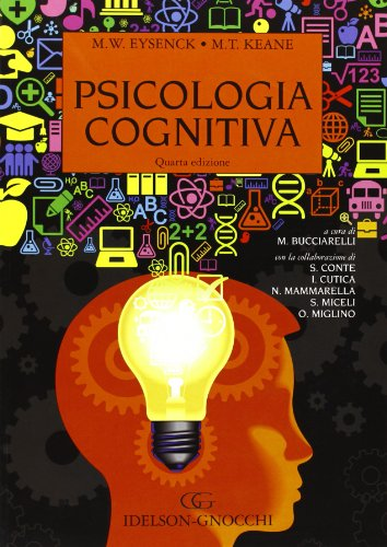 9788879475501: Psicologia cognitiva