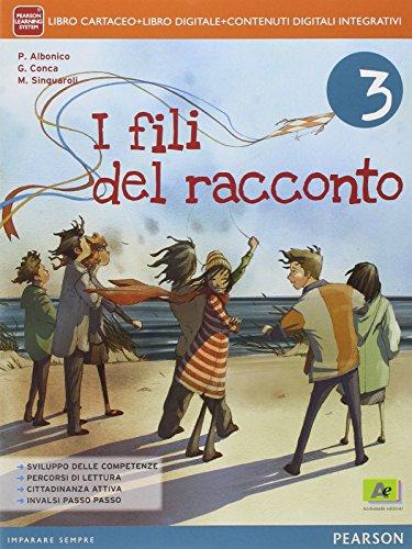 9788879526005: Fili del racconto. Per la Scuola media. Con e-book. Con espansione online: 3