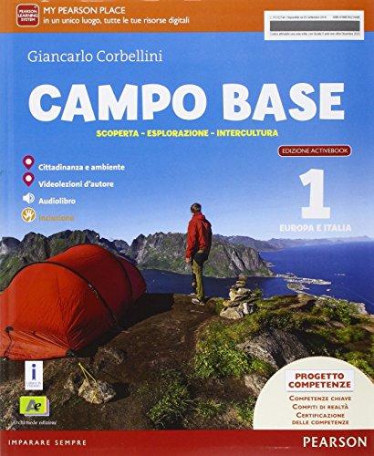 9788879527460: Campo base. Ediz. activebook. Per la Scuola media. Con e-book. Con espansione online (Vol. 1)