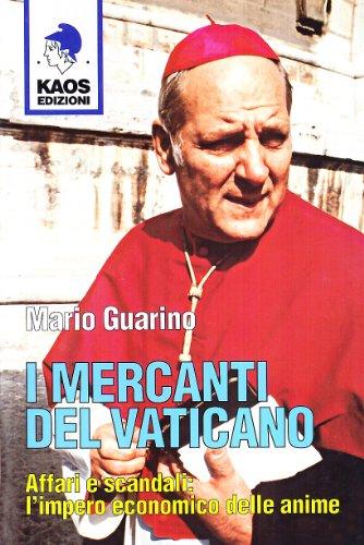 9788879531771: I mercanti del Vaticano
