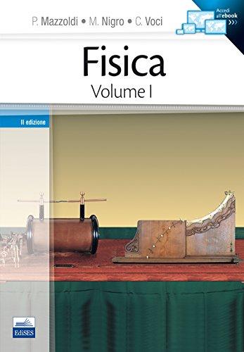 9788879591379: Fisica vol. 1 - Meccanica, termodinamica