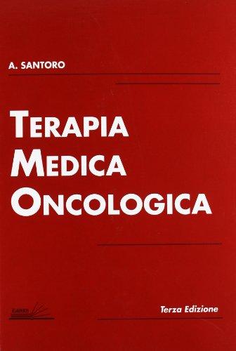 9788879592055: Terapia medica oncologica