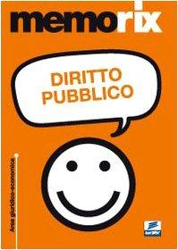 Diritto pubblico: Antonio Sannino