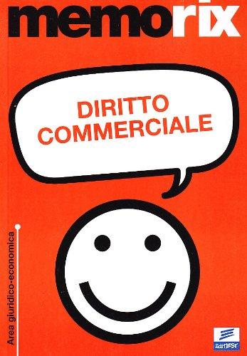 Diritto commerciale: Rosanna Calvino; Vincenzo