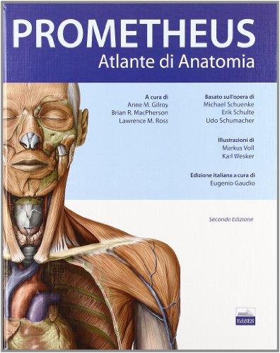 9788879597975: Prometheus. Altante di anatomia