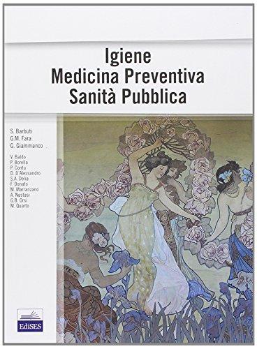9788879598279: Igiene, medicina preventiva, sanità pubblica