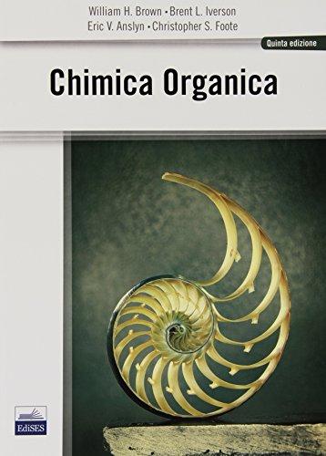 9788879598309: Chimica organica