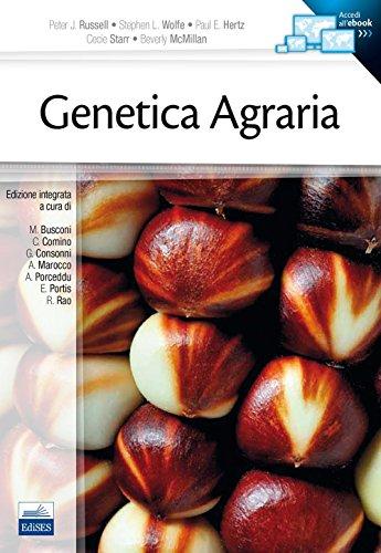 9788879598934: Genetica agraria