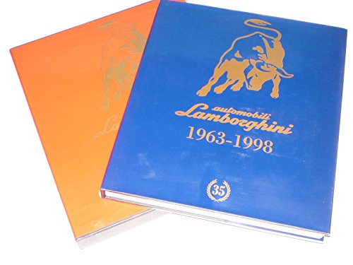 9788879600170: Lamborghini 1963-1998 - Cr