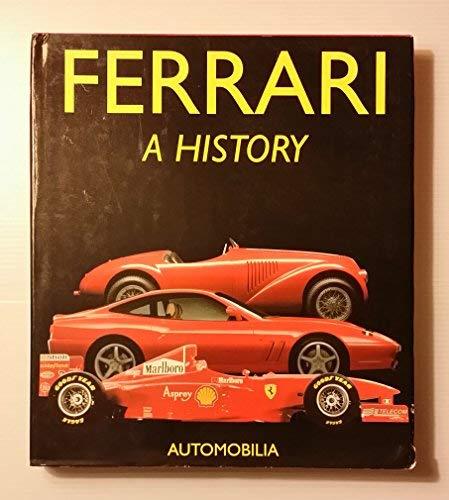 9788879600408: Ferrari: A History