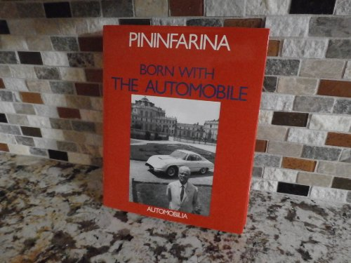 9788879600521: Pininfarina Born with the Automobile