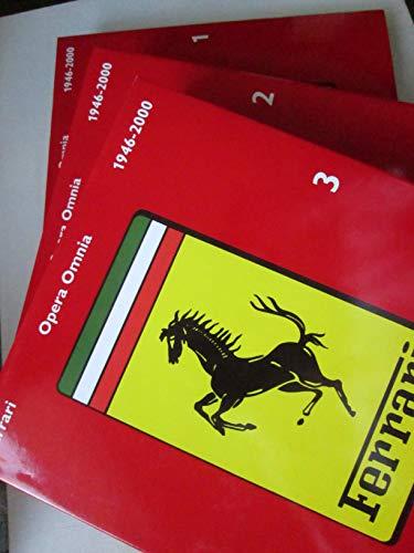 9788879601023: Ferrari 1946-2000. Opera omnia