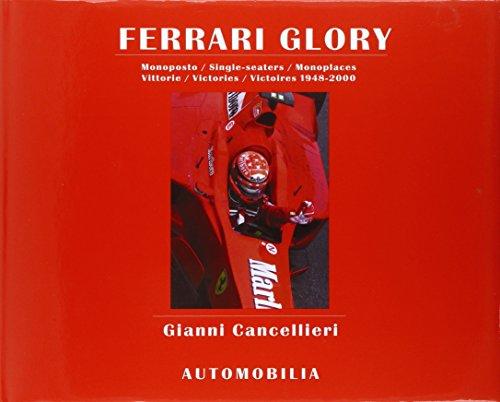 Ferrari Glory: MONOPOSTO/ SINGLE-SEATERS / MONOPLACES /: Cancellieri, Gianni