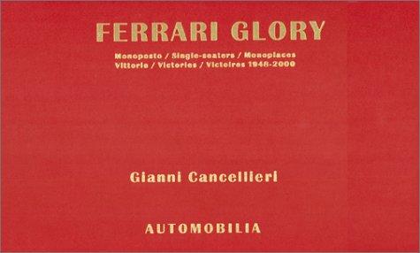 9788879601221: Ferrari Glory