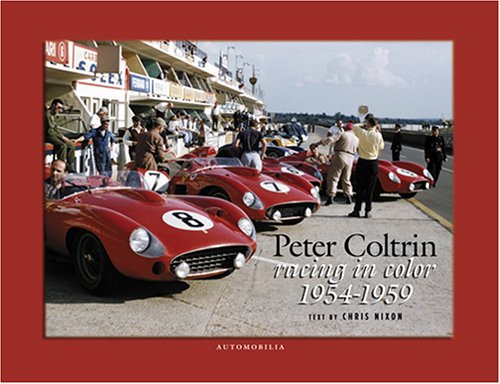 9788879601535: Peter Coltrin Racing in Color 1954-1959