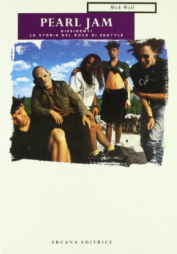 9788879660501: Pearl Jam (Vessazioni)