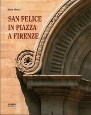 San Felice in Piazza a Firenze (Italian: Lucia Meoni