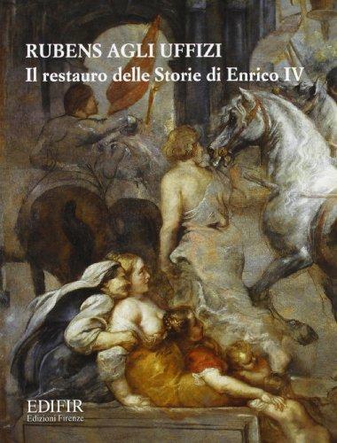 Rubens agli Uffizi. Il restauro delle Storie