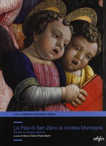 9788879704540: Il restauro della pala di San Zeno di Andrea Mantegna. Studio e conservazione