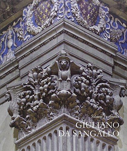 9788879706261: Giuliano da Sangallo.