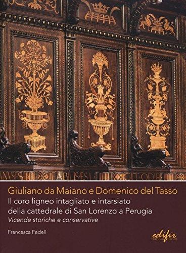 Giuliano da Maiano e Domenico del Tasso.: Fedeli,Francesca.