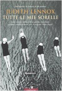 TUTTE LE MIE SORELLE - JUDITH LENNOX