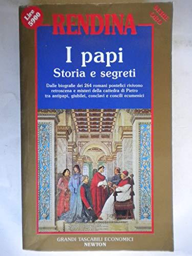 9788879831550: I papi. Storia e segreti (Grandi tascabili economici)