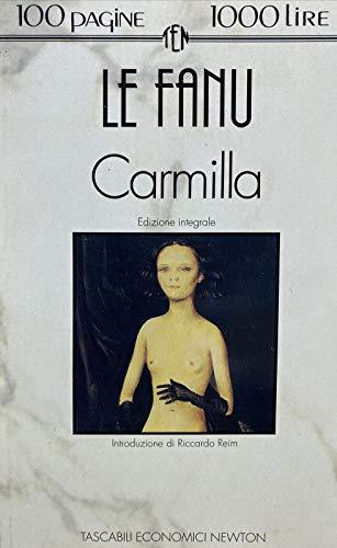 CARMILLA: LE FANU