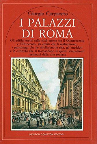 9788879831970: I palazzi di Roma (QuestItalia : collana di storia, arte e folclore)