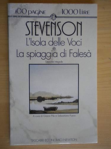 L'isola delle voci-La spiaggia di Falesà (Tascabili: Stevenson, Robert Louis