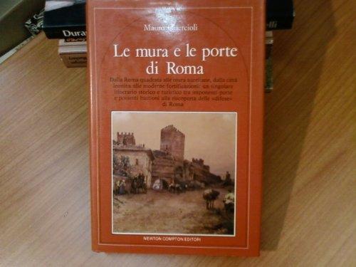 9788879832434: Le mura e le porte di Roma