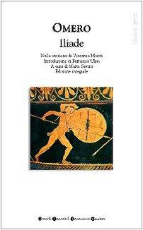 9788879832601: Iliade (Grandi tascabili economici)