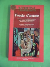 Poesie d'amore. Testo spagnolo a fronte: n/a