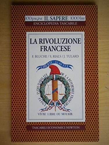 9788879834476: La Rivoluzione Francese