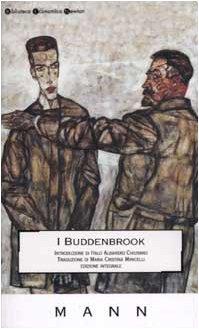 9788879835817: I Buddenbrook. Decadenza di una famiglia