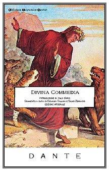 9788879835824: La Divina Commedia (Biblioteca economica Newton)