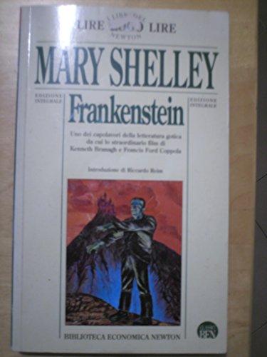 9788879836067: Frankenstein