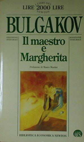 Il maestro e Margherita: Michail Bulgakov