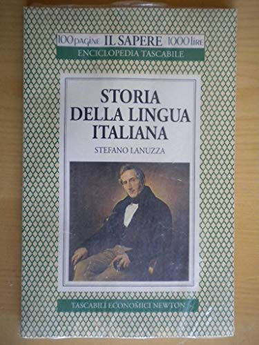 9788879836548: Storia della lingua italiana